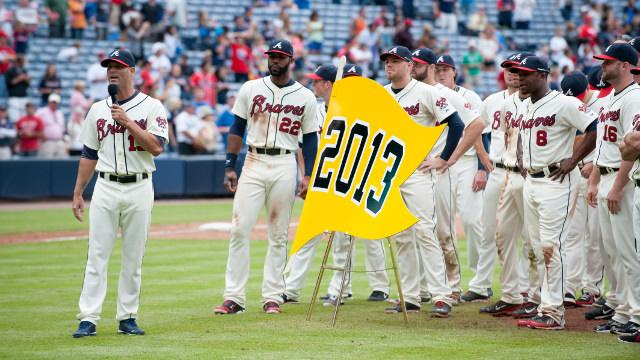 Can the Braves hang another banner in 2014? c/o rantsports.com