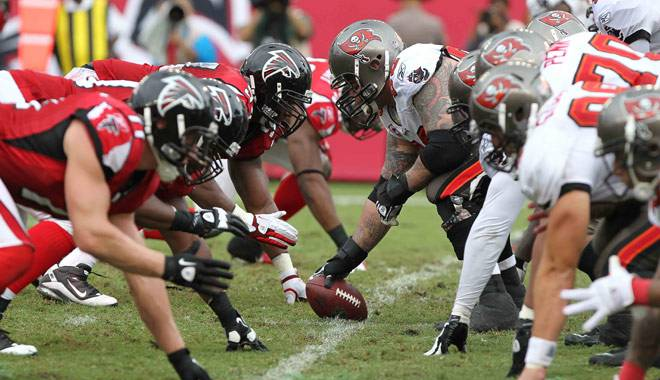 The Falcons will face off against the Bucs tomorrow night in the Dome. c/o gritzblitz.com